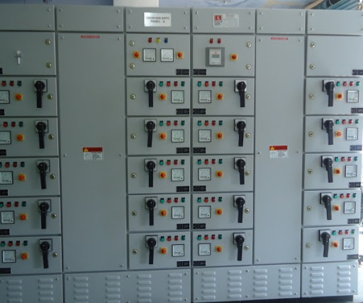 thermography of electrical panels    shivamelectricals.com